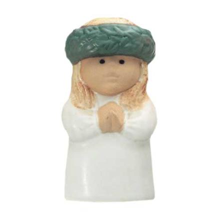 Rörstrand - Adventsbarn Lucia, 110 mm