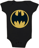 Batman Signal Logo Baby Body