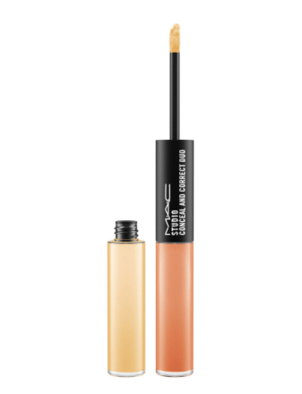 Studio Conceal And Correct Duo Rich Yellow / Burnt Coral