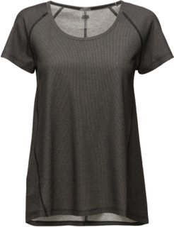 Charlotte Tee T-shirts & Tops Short-sleeved Grå TWIST & TANGO
