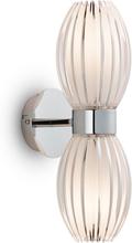 Herstal - Tentacle Duo Vegglampe G9, Klar