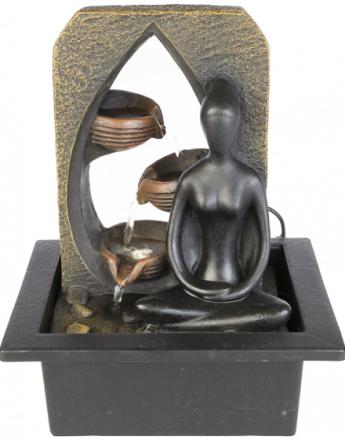 Yoga Fontän 25 cm