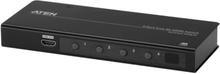 ATEN 4-Port True 4K HDMI-omkopplare