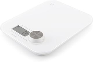 Bengt Ek Design - Digital Husholdningsvægt 3Kg, Hvid