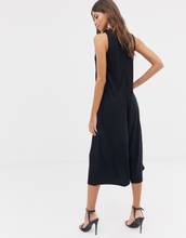 French Connection culotte jumpsuit-Black