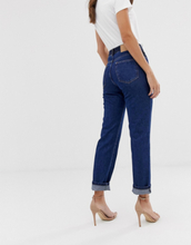 French Connection straight leg jeans-Blue
