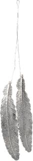 Broste Copenhagen - Leaf Dekorasjon, Sølv