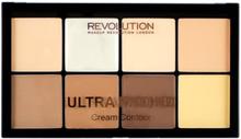 Makeup Revolution HD Pro Cream Contour - Fair