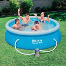 a25eeeac Bestway Basseng - Fast Set Pool Model 57268- 205x66cm