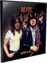 AC/DC - Highway to Hell - Crystal Clear Picture - Poster - multicolor