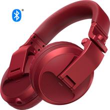 Pioneer HDJ-X5BT-R Bluetooth DJ Hörlurar - Röd