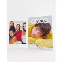 ASOS MAGAZINE (brittisk utgåva) - Party 18 med Little Mix och Noah Centineo - Flerfärgad