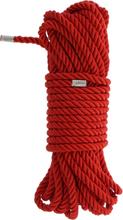 Dream Toys: Blaze, Deluxe Bondage Rope, 10m, röd