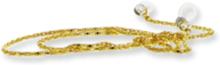 Eyewear string gold chain