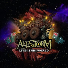 Alestorm - Live at the end of the world - DVD - multicolor