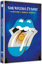 The Rolling Stones - Bridges to Buenos Aires - DVD - multicolor