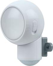 Ledvance Spylux vägglampa med sensor, batteri,vit