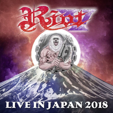 Riot V - Live in Japan 2018 - DVD - multicolor