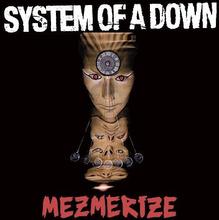System Of A Down - Mezmerize -CD - multicolor