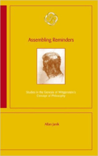 Assembling reminders : studies in the genesis of Wittgenstein's concept of p