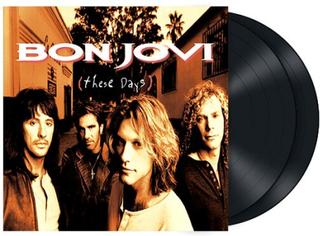 Bon Jovi - These days - LP