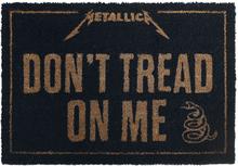 Metallica - Don't Tread On Me -Dørmatte - multicolor