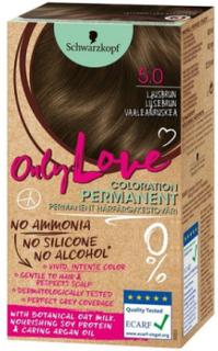 Schwarzkopf Only Love 5.0 Ljusbrun