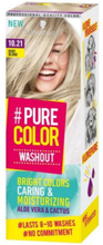 Schwarzkopf Pure Color Washout Hårtoning 10.21 Baby Blond