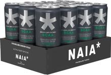 12 x NAIA Energy BCAA, 330 ml