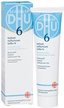 DHU Biochemie 6 Kalium sulfuricum N D4 50 g Salbe