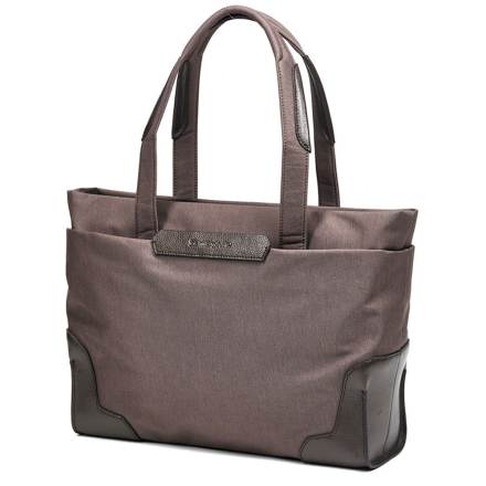 """Samsonite Sidaho Lady - Shopping bag 15.6"""", Black"""