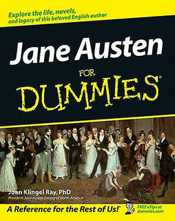 Jane Austen For Dummies by Joan Elizabeth Klingel Ray