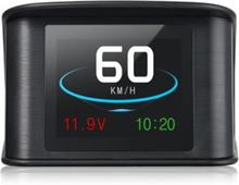 GPS Hastighetsmätare. Digital skärm. Bilhastighetsprojektor