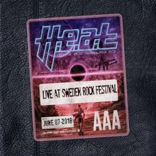 H.E.A.T - Live at Sweden Rock Festival - Blu-ray - multicolor
