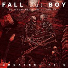 Fall Out Boy - Believers never die Vol.2 -CD - multicolor