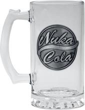 Fallout - Nuka-Cola -Ølkrus - transparent