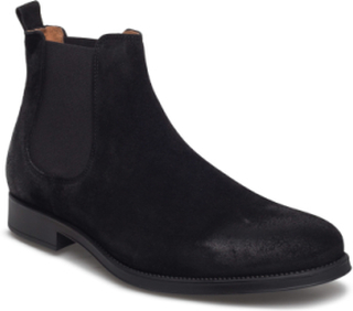 Shdoliver Chelsea Suede Boot Sts