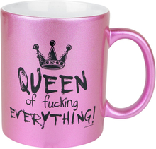 Queen Of Fucking Everything - Queen of fucking everything -Kopp - rosa