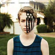 Fall Out Boy - American beauty / American psycho -CD - multicolor