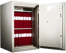 Dokumentskåp MBG 1000-2 med kodlås
