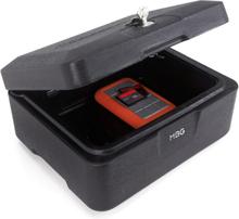 Brandbox MBG 0500 - Liten brandsäker datamediabox