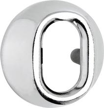 Cylinderring ASSA för oval cylinder -Nickel-11 - 16 mm