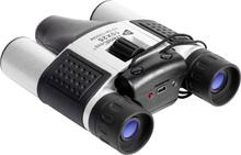Kikare med digitalkamera TrendGeek TG-125 25 mm Silver
