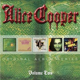 Alice Cooper - Original album series Vol. 2 -CD - multicolor