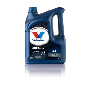 Valvoline DuraBlend 4T 10W-40 Moto 4 Liter Kande