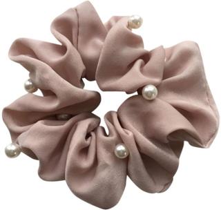 Gong Accessories Didi Scrunchie - Rose (U)
