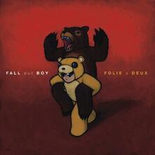 Fall Out Boy - Folie á deux -CD - multicolor