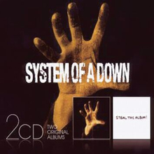 System Of A Down - System Of A Down / Steal this album! -CD - multicolor