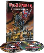 Iron Maiden - Maiden England '88 - DVD - multicolor