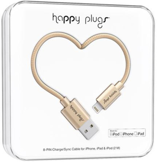 Lightning Charge/Sync Cable Matte Gold